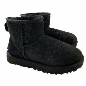 UGG Classic Mini Milky Way UGGpure Boots Black